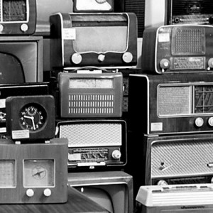 Sammlung Radios
